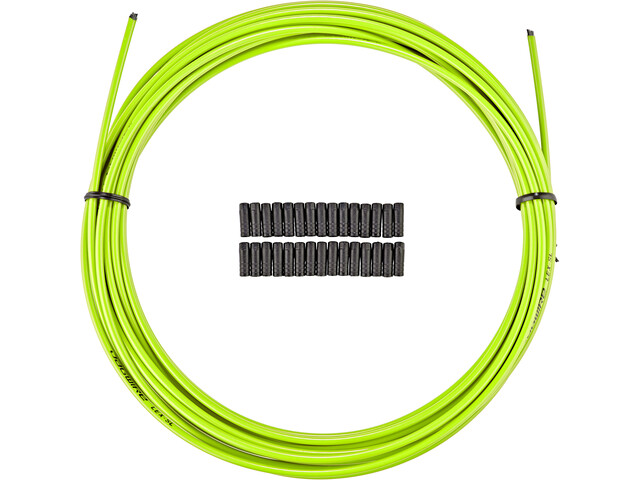 Jagwire LEX SL Shift Cable Housing Incl. End Caps 10m green